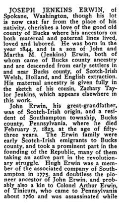 Joseph Jenkins Erwin