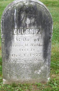 Ellen F <i>Tripp</i> Hubbard