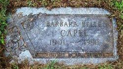 Barbara Belle <i>Lodge</i> Capel