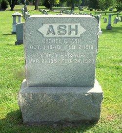 Lydia Ann <i>Leiter</i> Ash