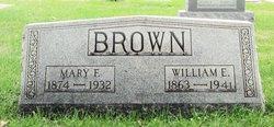 Mary Frances <i>McKinney</i> Brown