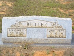 Margueritte <i>Mccall</i> Butler
