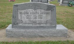 William Joseph Abshire