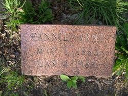 Fannie <i>Bone</i> Arnt