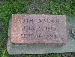 Ruth Naomi <i>Arnt</i> McCaig