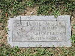 Harriet McGuire