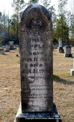 Thomas D. Apple