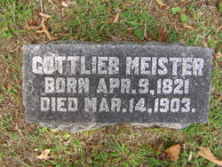 Gottlieb Meister