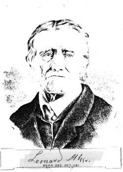 Leonard Alkire, Sr
