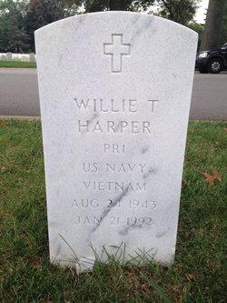 Willie T. Harper