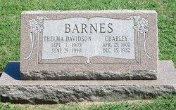 Charley Barnes