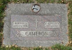 Alice M Cameron