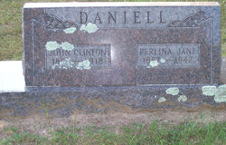 Perlina Jane Daniell