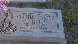 Shantle Letice Tice Vason
