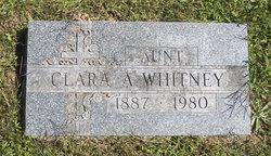 Clara A <i>Stanley</i> Whitney