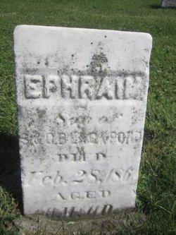 Ephriam Blackford