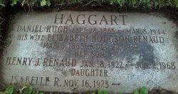 Elizabeth <i>Hodgson Renaud</i> Haggart