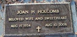 Joan <i>Howard</i> Holcomb