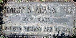 Ernest S. Ernie Adams