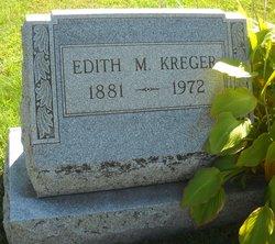 Edith <i>Meese</i> Kreger