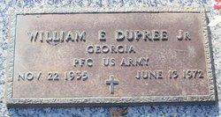 William E Dupree, Jr