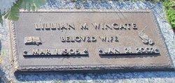 Lillian Wingate