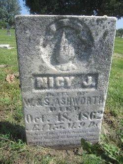 Nancy Jane Nicy Ashworth