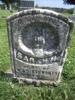 Sarah M Ashworth