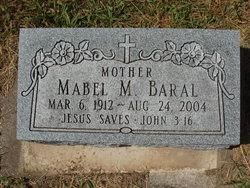 Mabel M. <i>Elliott</i> Baral