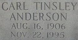 Carl Tinsley Anderson