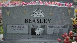 Patricia Ann Patty <i>Parrish</i> Beasley