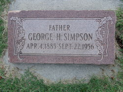 George Henry Simpson