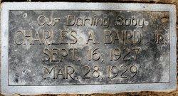 Charles A Baird, Jr
