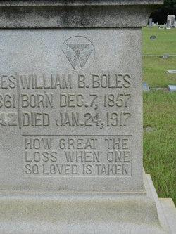 William B Boles