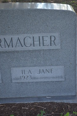 Ila Jane Fenstermacher