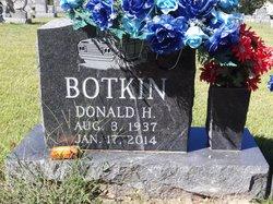 Donald Hoyt Botkin