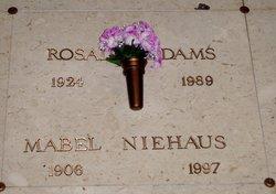 Rosalie <i>King</i> Adams