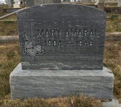 Mary <i>Ventura</i> Amaral