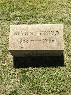 William Frederick Gerhold