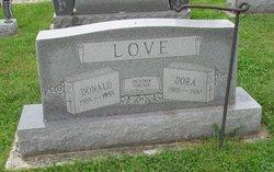 Donald Wallace Love