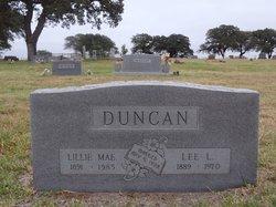 Lillie Mae <i>Henderson</i> Duncan