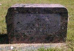 William Henry Long