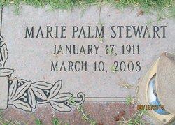 Marie Ada <i>Palm</i> Stewart