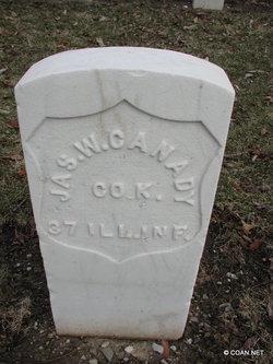 James W Canady