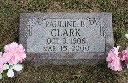 Pauline <i>Broyles</i> Clark