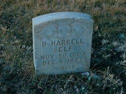 B Harrell Self