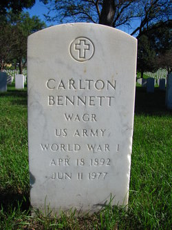 Carlton Bennett
