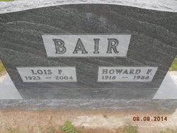Lois Pauline <i>Richardson</i> Bair
