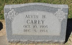 Alvin Holden Carey