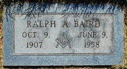 Ralph A Baird